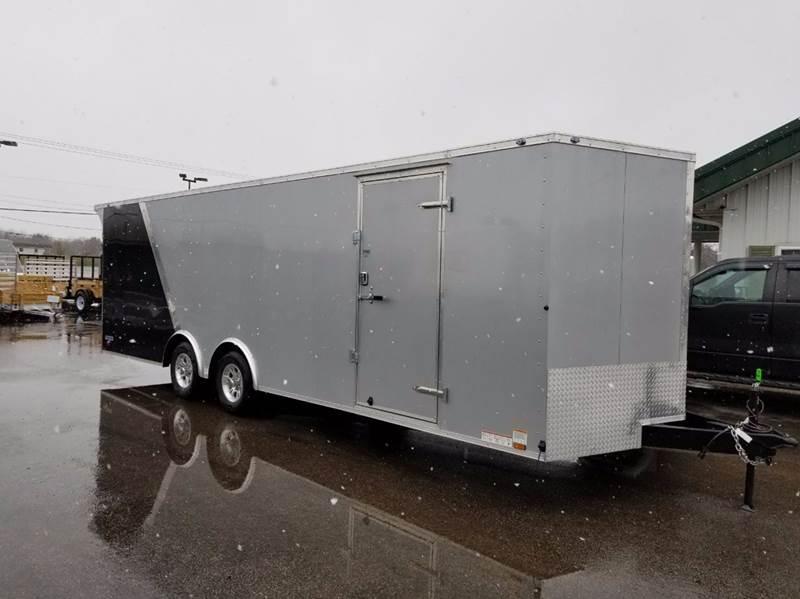 2018 Continental Cargo 8.5X24