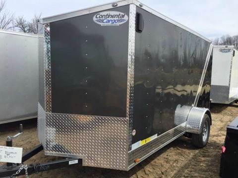 2018 Continental Cargo 6x12