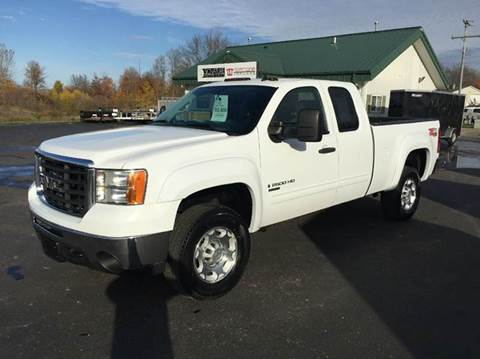 Gmc Used Cars Pickup Trucks For Sale Traverse City