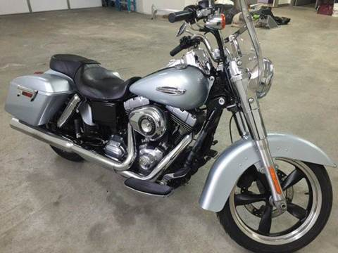 2012 Harley-Davidson SWITCHBACK for sale in Alpena, MI