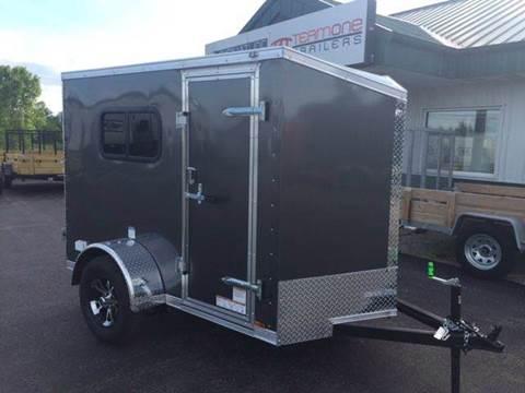 2018 Continental Cargo 5X8 TOY HAULER CAMPER for sale in Traverse City, MI