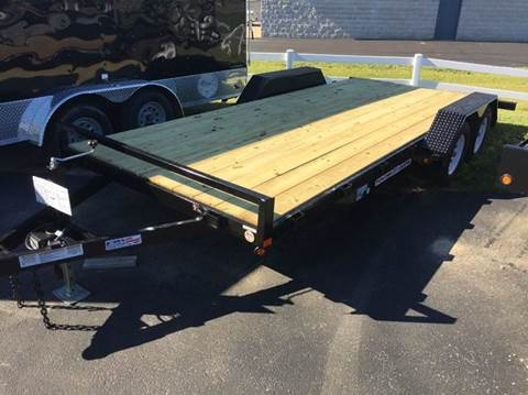2016 Liberty 18' Car Hauler for sale in Traverse City, MI