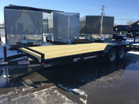 2017 Liberty 20' CAR HAULER for sale in Traverse City, MI
