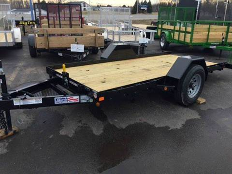2017 Liberty 5x12 tilt for sale in Traverse City, MI
