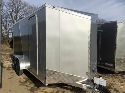 2017 Continental Cargo 7x16 aluminum