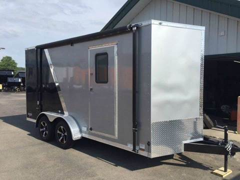 2018 Continental Cargo 7X16 TOY HAULER
