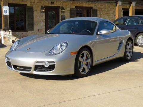 2007 Porsche Cayman for sale in Tyler, TX