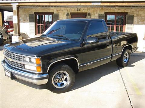 1988 Chevrolet C/K 1500 Series for sale in Tyler, TX