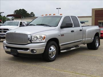 2007 Dodge Ram Pickup 3500 for sale in Tyler, TX