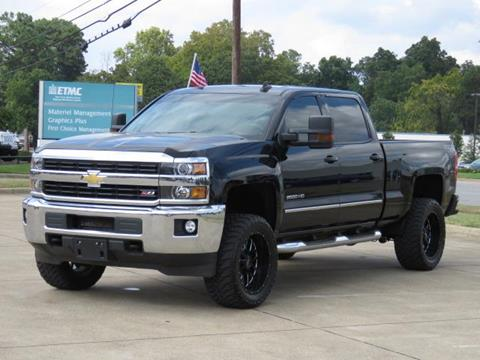 2015 Chevrolet Silverado 2500HD for sale in Tyler, TX