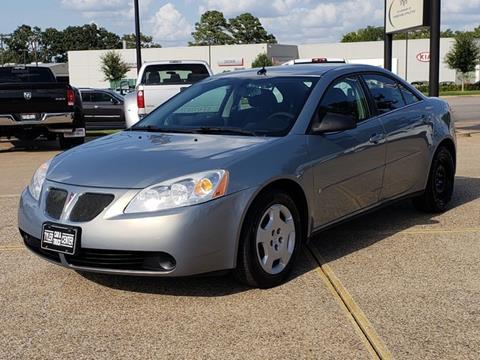 2008 Pontiac G6 for sale in Tyler, TX