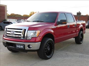 2010 Ford F-150 for sale in Tyler, TX