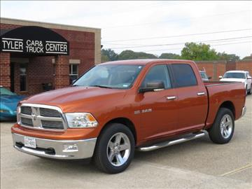 dodge ram pickup 1500 for sale tyler tx. Black Bedroom Furniture Sets. Home Design Ideas