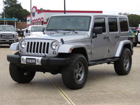 jeep wrangler for sale in tyler tx. Black Bedroom Furniture Sets. Home Design Ideas