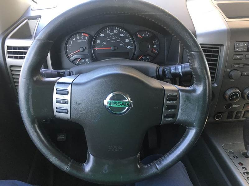 2005 Nissan Titan 4dr Crew Cab SE 4WD SB - Tallahassee FL