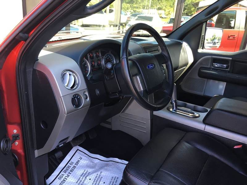 2007 Ford F-150 FX2 4dr SuperCrew Styleside 5.5 ft. SB - Tallahassee FL