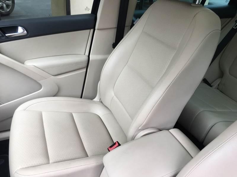 2010 Volkswagen Tiguan SEL 4Motion SUV 6A - Tallahassee FL