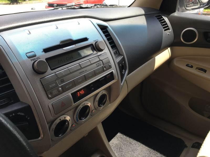 2011 Toyota Tacoma 4x4 V6 4dr Access Cab 6.1 ft SB 5A - Tallahassee FL