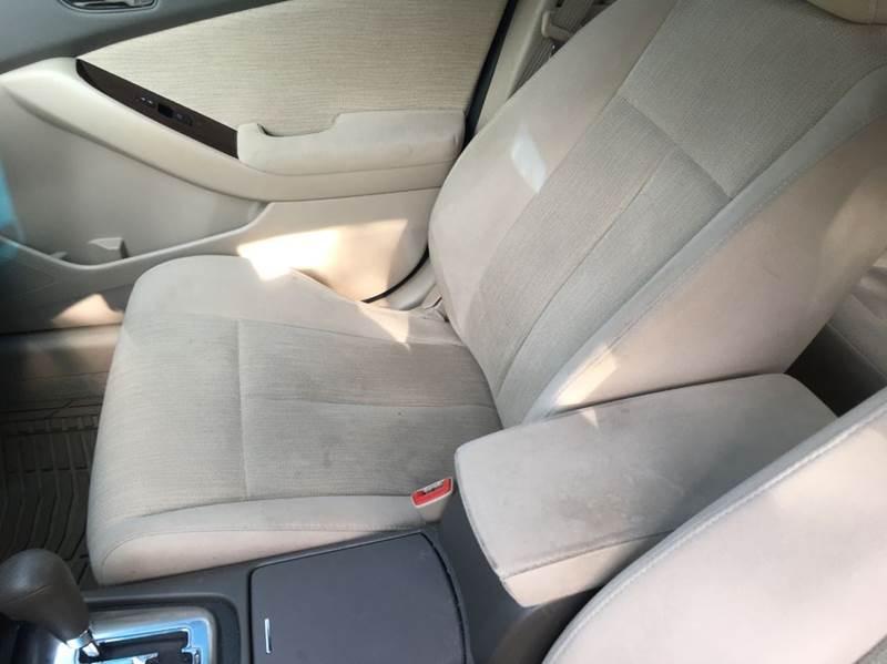 2012 Nissan Altima 2.5 S 4dr Sedan - Tallahassee FL