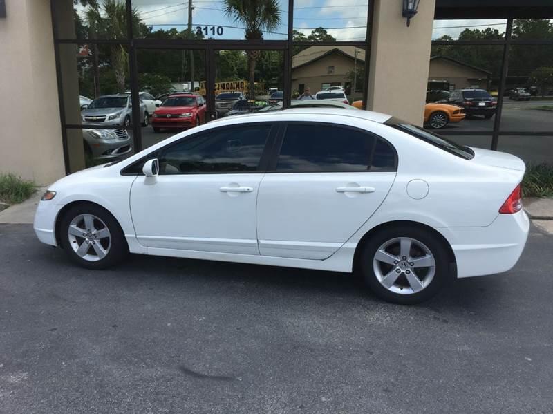 2006 Honda Civic EX 4dr Sedan w/Automatic - Tallahassee FL