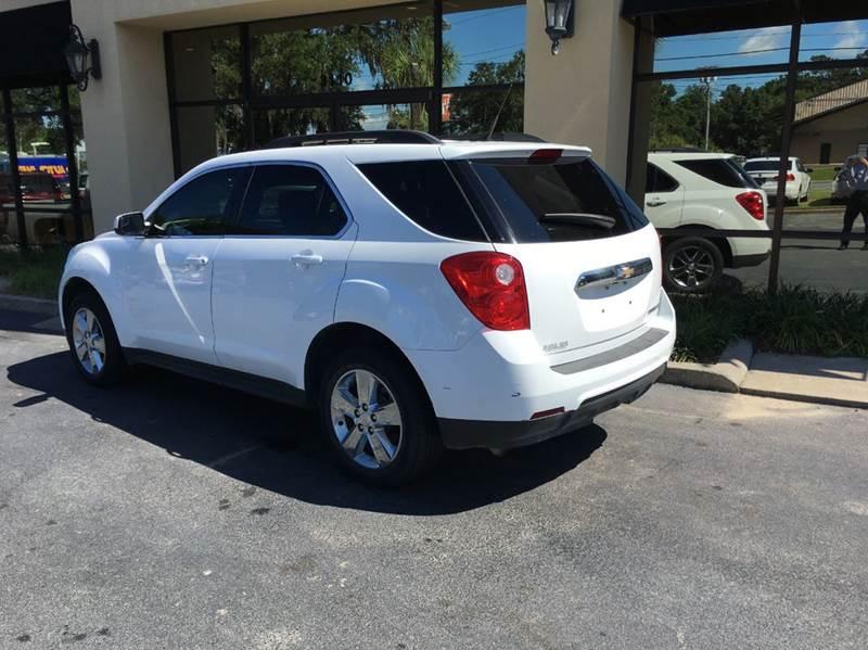 2013 Chevrolet Equinox LT 4dr SUV w/ 2LT - Tallahassee FL