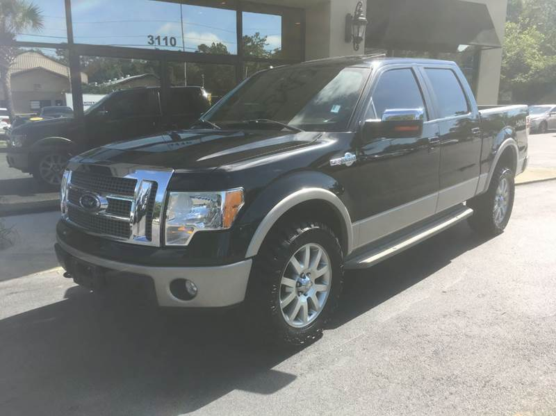 2011 Ford F-150 King Ranch 4x4 4dr SuperCrew Styleside 5.5 ft. SB - Tallahassee FL