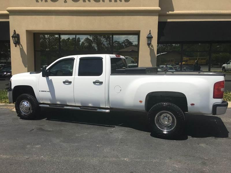 2009 Chevrolet Silverado 3500HD 4x2 Work Truck 4dr Crew Cab LB DRW - Tallahassee FL