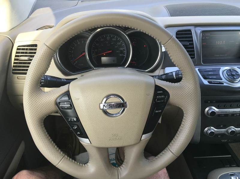 2013 Nissan Murano SV 4dr SUV - Tallahassee FL