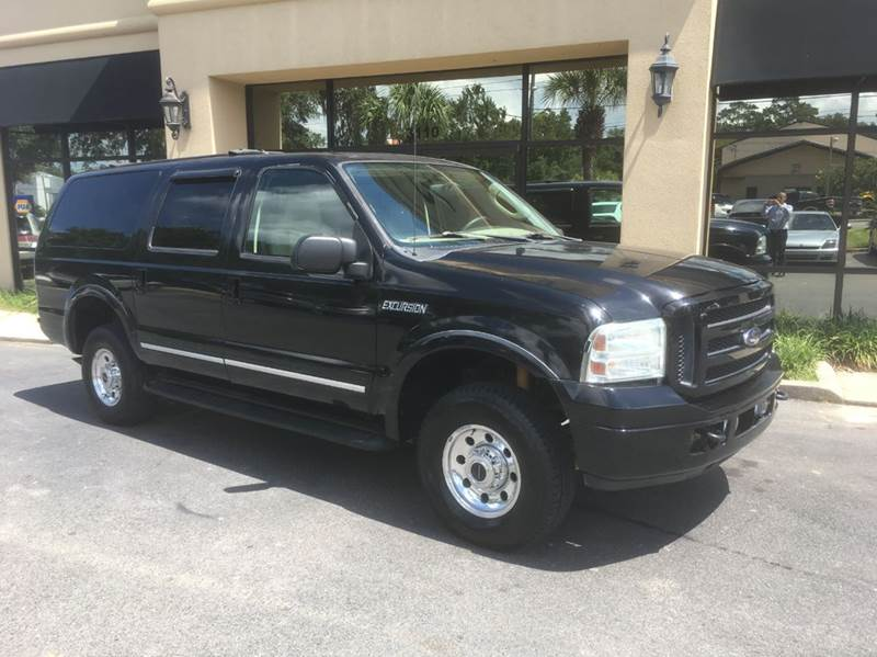 2005 Ford Excursion Limited 4WD 4dr SUV - Tallahassee FL