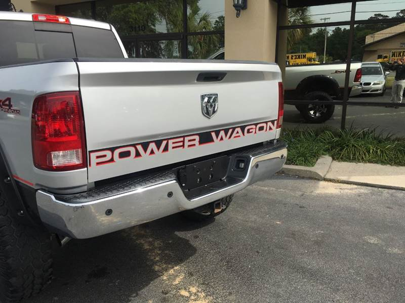 2010 Dodge Ram Pickup 2500 4x4 Power Wagon 4dr Crew Cab 6.3 ft. SB Pickup - Tallahassee FL