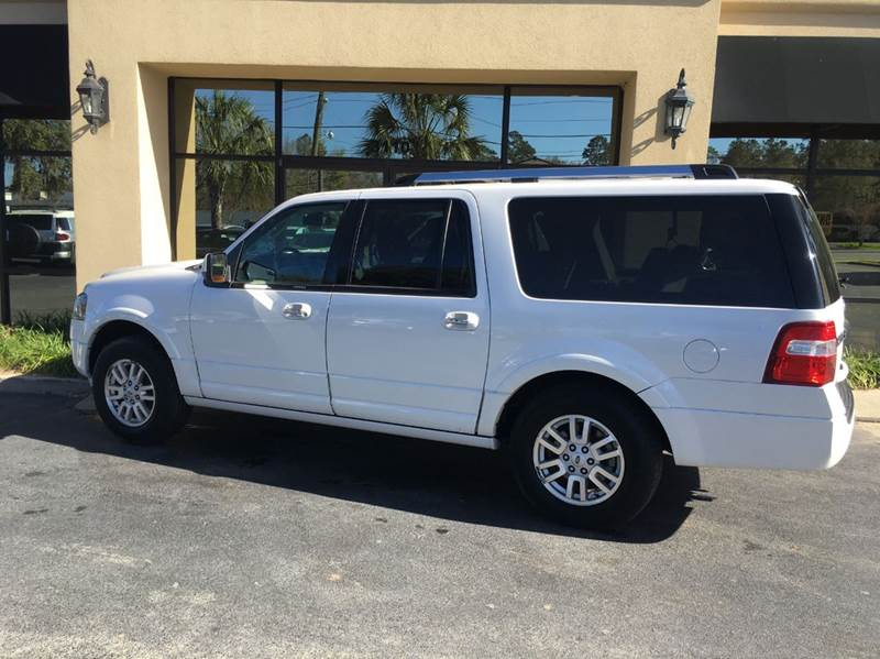 2012 Ford Expedition EL 4x2 Limited 4dr SUV - Tallahassee FL
