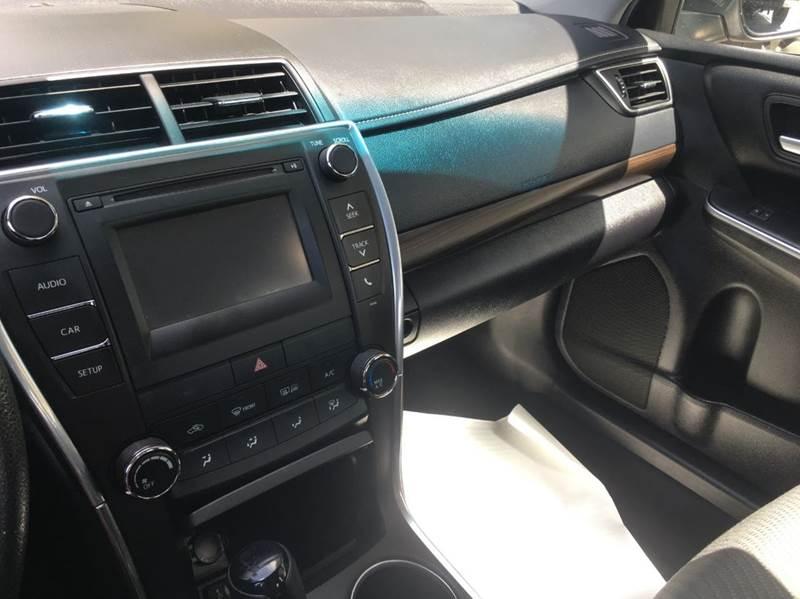 2014 Toyota Camry SE 4dr Sedan - Tallahassee FL