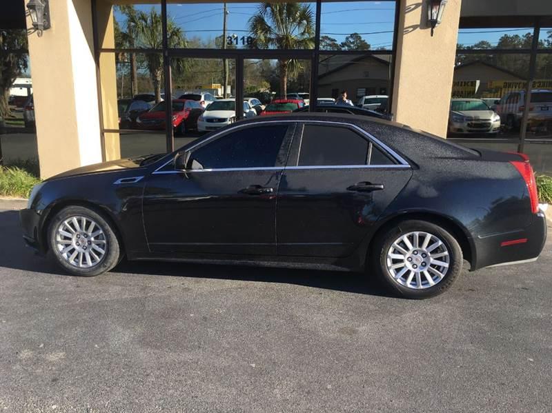 2011 Cadillac CTS 3.0L Luxury 4dr Sedan - Tallahassee FL