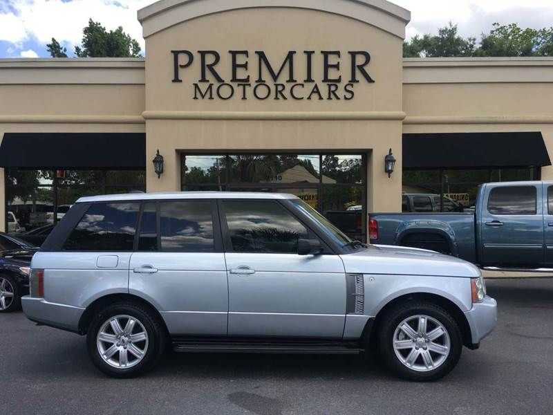 2006 Land Rover Range Rover HSE 4dr SUV 4WD - Tallahassee FL