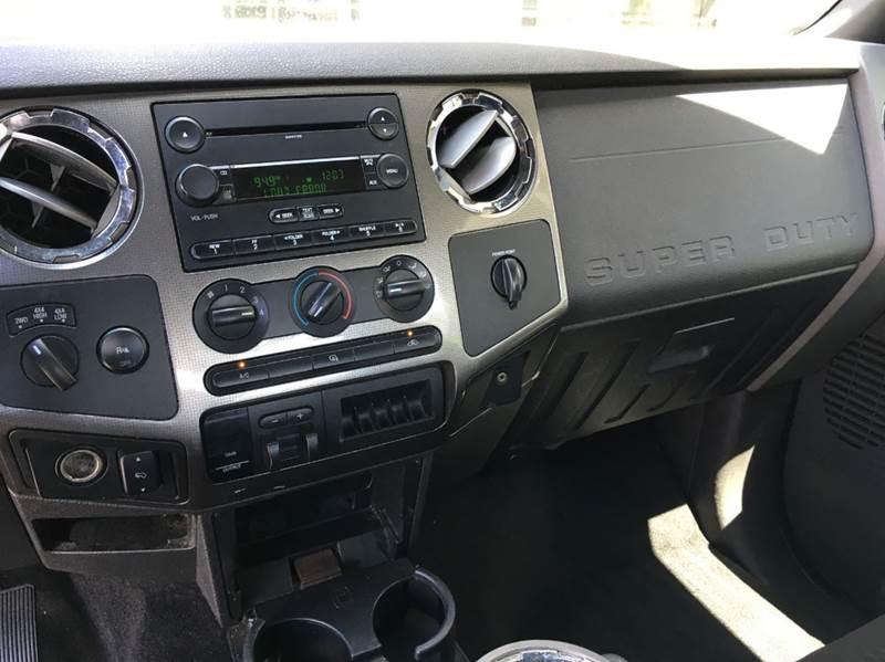 2008 Ford F-250 Super Duty FX4 4dr Crew Cab 4WD SB - Tallahassee FL