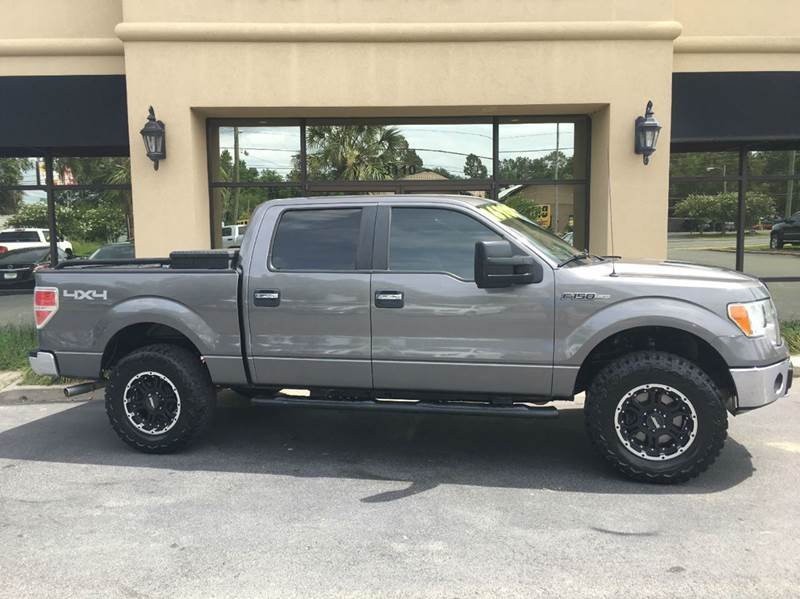 2010 Ford F-150 4x4 XLT 4dr SuperCrew Styleside 6.5 ft. SB - Tallahassee FL
