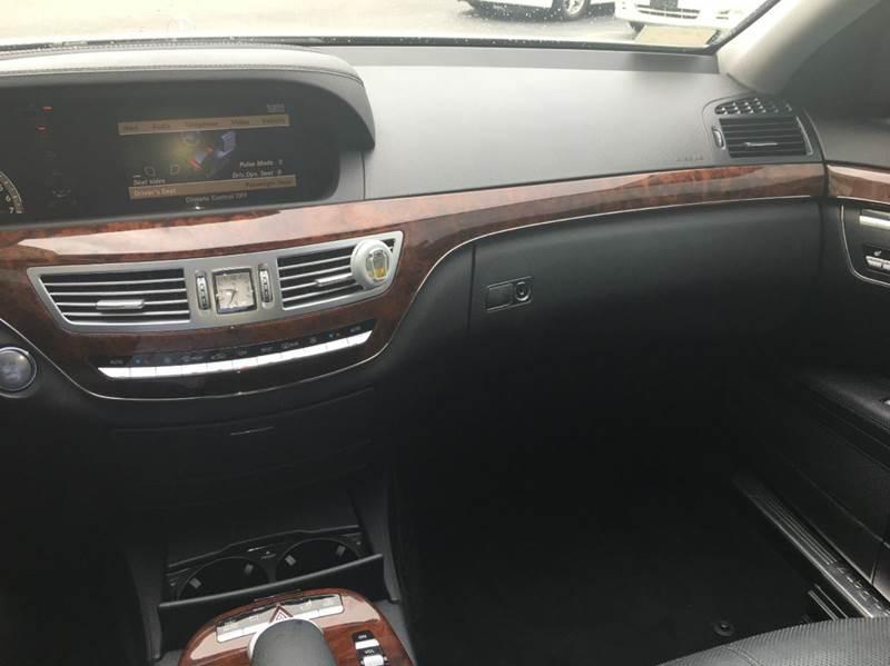 2008 Mercedes-Benz S-Class S 550 4dr Sedan - Tallahassee FL