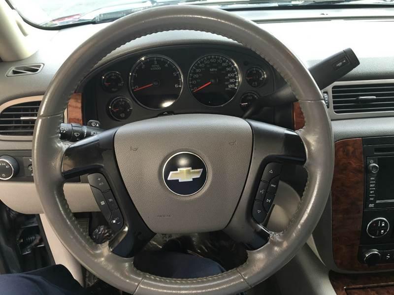 2008 Chevrolet Suburban 4x2 LTZ 1500 4dr SUV - Tallahassee FL