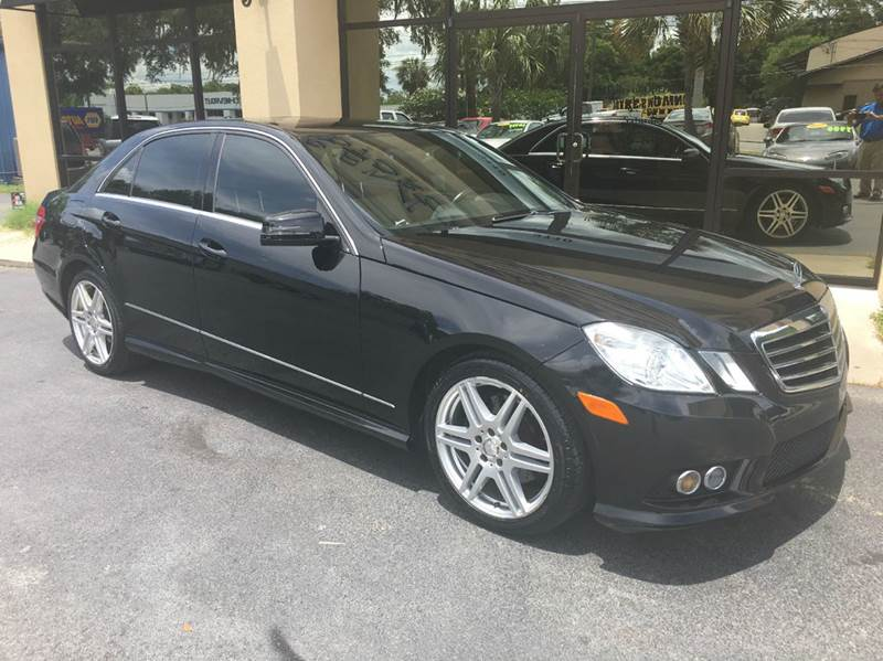 2010 Mercedes-Benz E-Class E 350 Luxury 4dr Sedan - Tallahassee FL