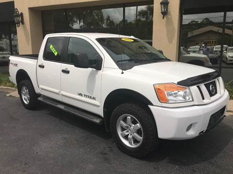 2012 Nissan Titan for sale in Tallahassee, FL