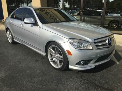 Mercedes benz c class for sale tallahassee fl for Mercedes benz of tallahassee
