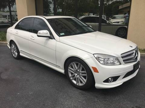 2009 Mercedes-Benz C-Class for sale in Tallahassee, FL