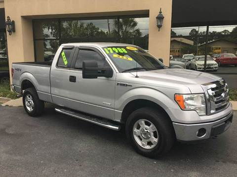 2011 Ford F-150 for sale in Tallahassee, FL