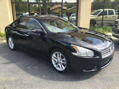 2011 nissan maxima for sale tallahassee fl. Black Bedroom Furniture Sets. Home Design Ideas