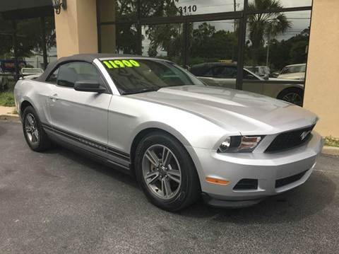 2011 Ford Mustang for sale in Tallahassee, FL