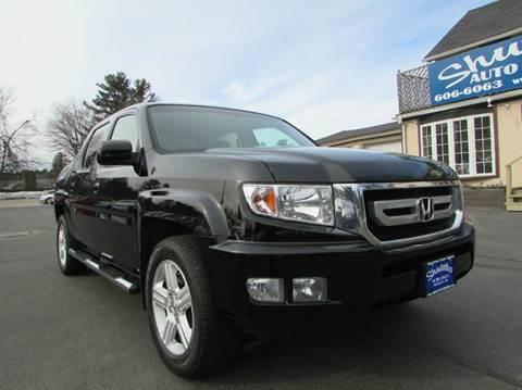 2011 Honda Ridgeline for sale in Hooksett, NH