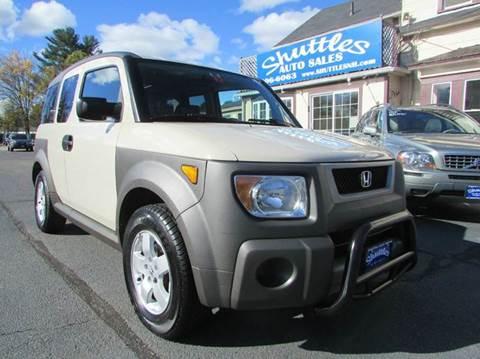 2005 Honda Element for sale in Hooksett, NH