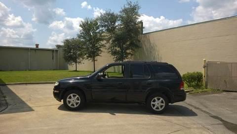 2003 Oldsmobile Bravada for sale in Jacksonville, FL