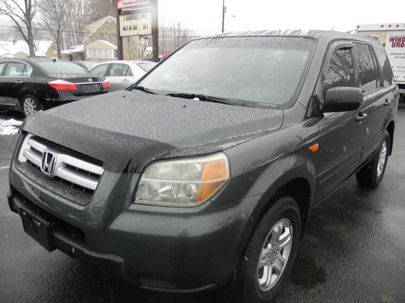 2006 honda pilot lx 4dr suv 4wd in johnson city ny price. Black Bedroom Furniture Sets. Home Design Ideas