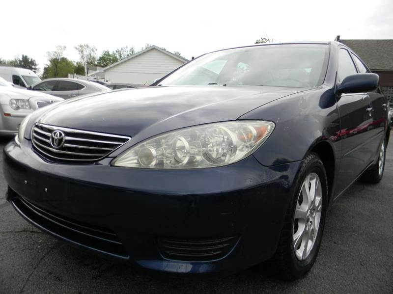 2006 toyota camry xle v6 4dr sedan in johnson city ny. Black Bedroom Furniture Sets. Home Design Ideas
